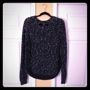 Forever 21 Plus size navy sweater